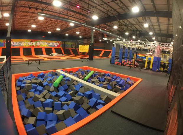 Urban Air Trampoline Amp Adventure Park San Antonio Ne