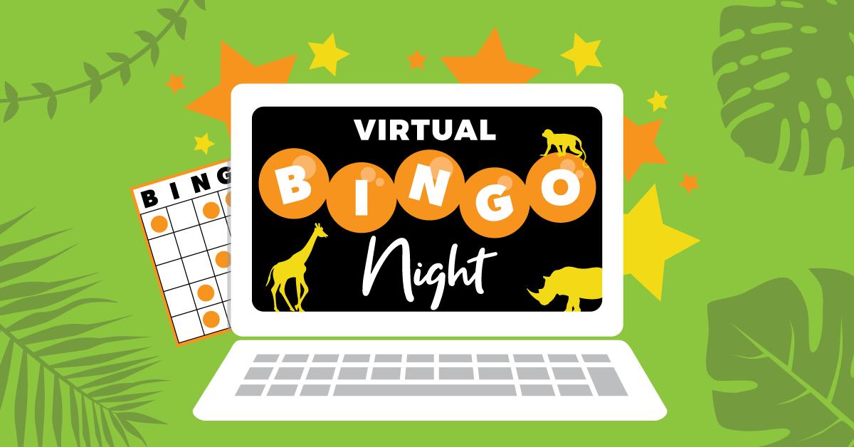 Virtual Bingo Night   Kids Out and About San Antonio