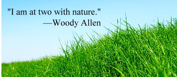 At Two With Nature - Woody Allen