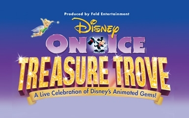 Review of Disney on Ice: Treasure Trove | Kids Out and About