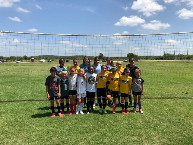 0a357884e Summer 2019 we are partnering with Nike and US Sports Camps to bring you  another fantastic summer of soccer programs. We will have a choice of  indoor and ...