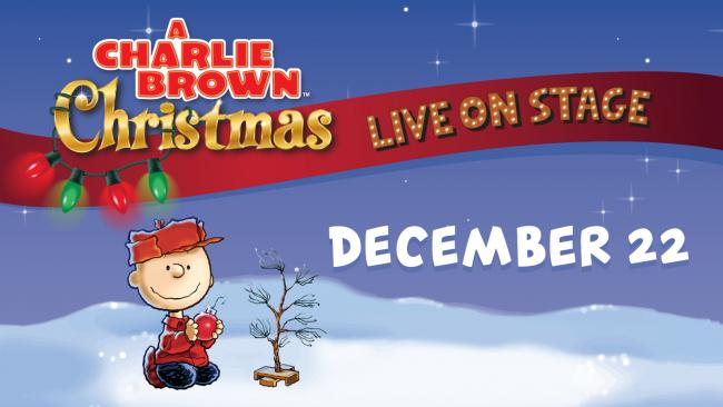 A Charlie Brown Christmas Live On Stage.A Charlie Brown Christmas Live Kids Out And About San Antonio