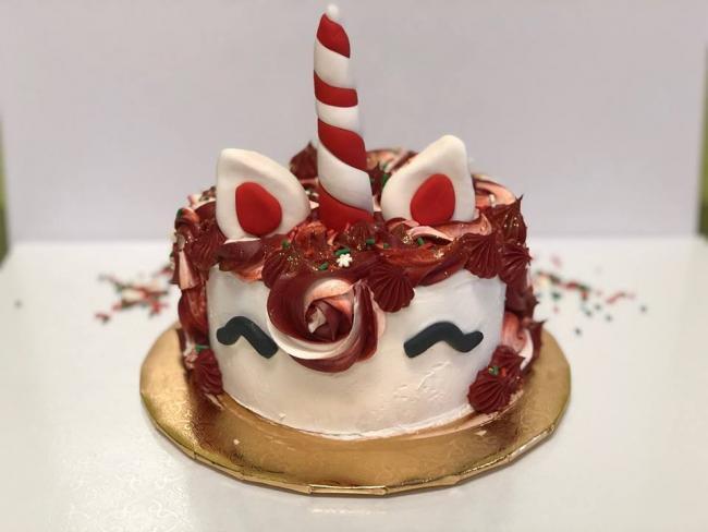 Phenomenal Family Day Holiday Unicorn Cake Over The Top Cake Supplies San Birthday Cards Printable Trancafe Filternl