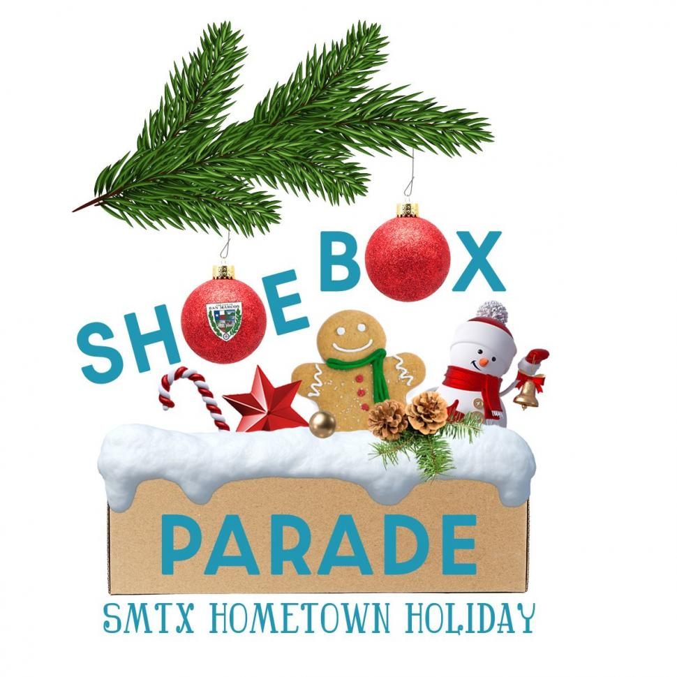 SMTX Hometown Holiday Shoebox Parade | Kids Out and About San Antonio